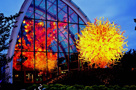 Chihuly Outside